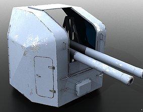 Skoda 10 cm K10 - OTO 100-47 3D