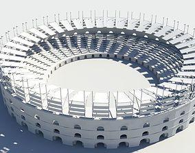 Gladiator arena 3D