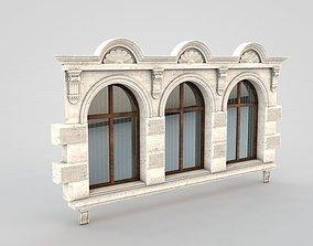 Architectural Element 3D asset