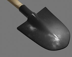 shovel 3D realtime