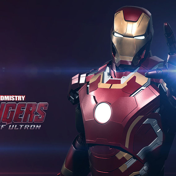 Iron Man Mark43 - Avengers Age Of Ultron