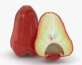 3D Rose Apple