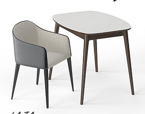 3D model Chair LAJA 885