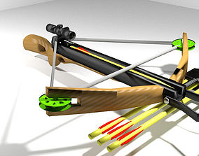 Crossbow - Compound 3D model