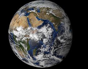 Earth Realistic 21K 3D