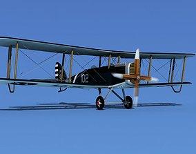 3D model Airco DH-4 V04 US Navy