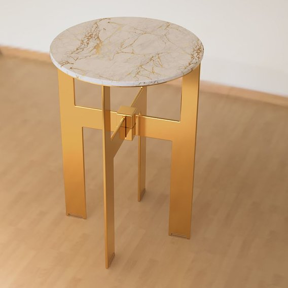 Side Round Table