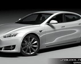 3D Tesla Models S 2017