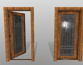 3D asset realtime door 2