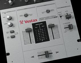 3D Vestax PMC-05 Pro III Mixer