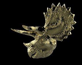 3D printable model Jurassic Park dinosaur tpiceratops