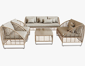 3D Season Sun Furniture