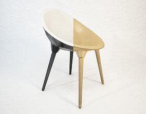 3D model DIESEL Rock chair by Moroso