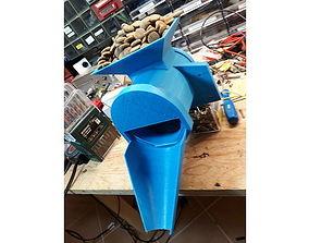 Screw motor for animal feed 3D printable model