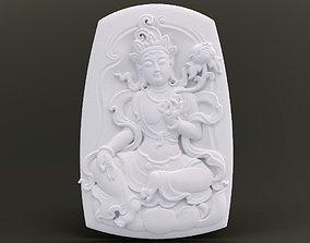 3D print model Tara Relief Sculpture