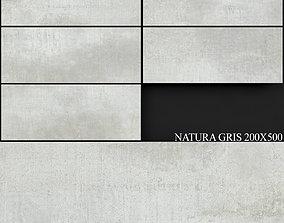 Keros Natura Gris 200x500 3D