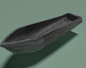 3D printable model little-boat