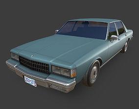3D model Chevrolet Caprice