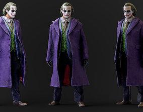3D model Joker Figure