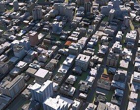 City 41 3D asset