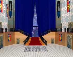 3D Royal Hall