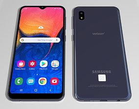 Samsung Galaxy A10e Smartphone 3D