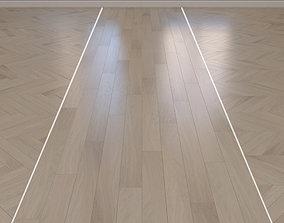 Parquet Oak layout herringbone chevron linear 3D