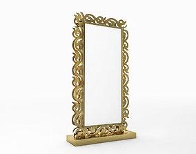 3D photo carved Frame