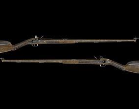 SOLDIER Napoleon rifle 3D model