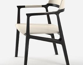3D model Giorgetti Alexa Chair