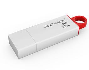 3D USB flash drives 32 GB
