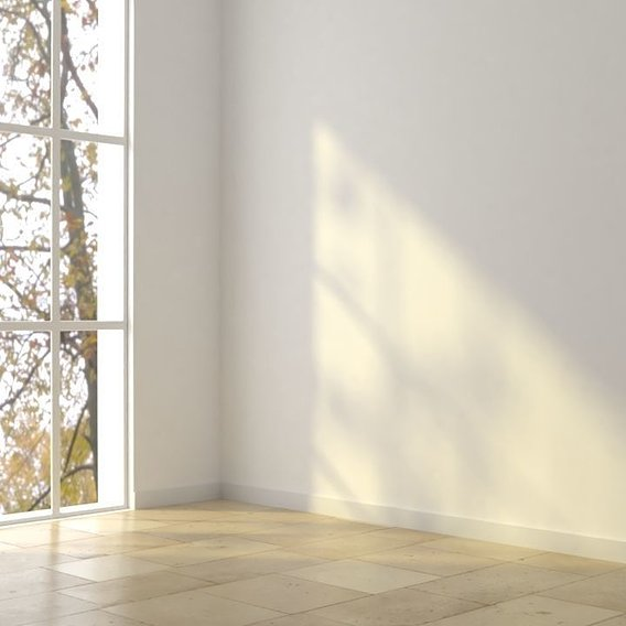 Interior Startup Living Room