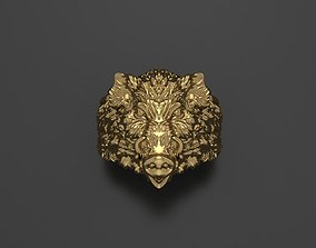 Ring boar 3D print model