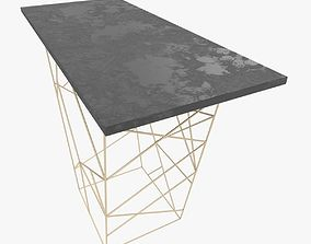 Liev Console Table 3D