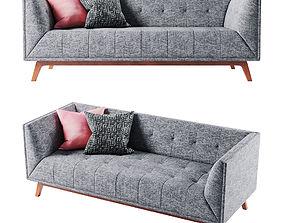 Edloe Finch Genevieve sofa 3D