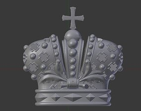 Crown Relief 3D printable model