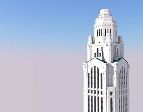 LeVeque Tower 3D printable model