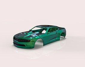 3D printable model chevy camaro 2ss rs 2011 rc