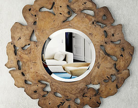 3D Cartwright Mirror by Arteriors