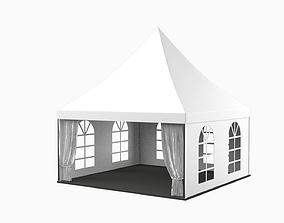 3D Pagoda Event tent