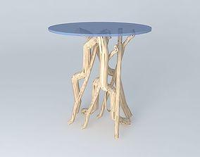 3D Pedestal SHORE houses the world
