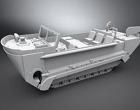 weasel M29C Scale Model
