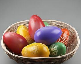 3D model Easter eggs 02