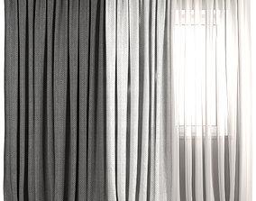 Curtain 55 3D