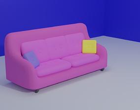 3d sofa design 3D Sofa