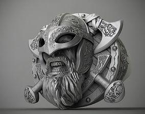 war viking 3D print model