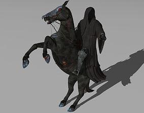 3D dark rider