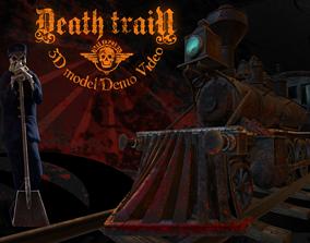 3D model Death Train