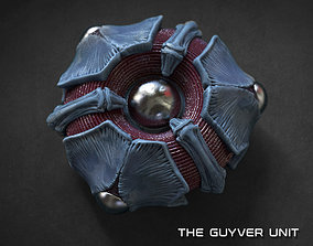 3D printable model Guyver unit