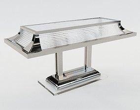 3D model Desk lamp Paris - Art Deco style